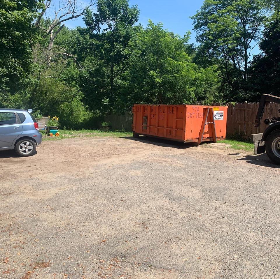 Ashland Dumpster Rental