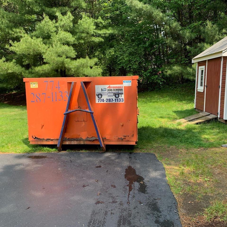Mendon Dumpster Rental