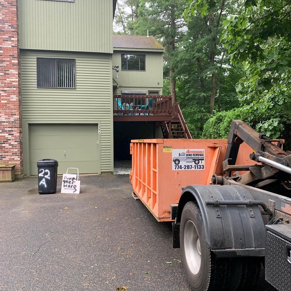 Milford Dumpster Rental